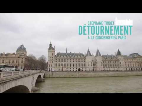Stéphane Thidet - La Conciergerie - 2018