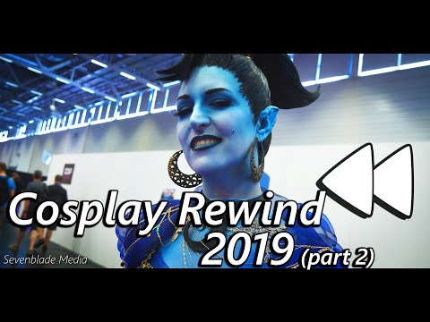 Cosplay Rewind 2019: Part Two