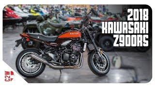 2. 2018 Kawasaki Z900RS  | First Ride