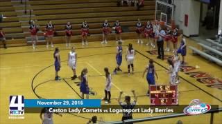 Caston Girls Basketball vs. Logansport