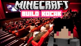 Video Minecraft Indonesia - Build Kocak (22) - Bioskop! MP3, 3GP, MP4, WEBM, AVI, FLV Maret 2018
