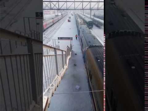 Почта России, экстренная разгрузка в Тюмени (видео)