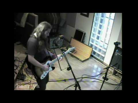 "Strand Of Oaks - ""End In Flames"" - HearYa Live Sessions 8/20/09"