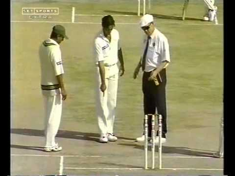Test series highlights - Sri Lanka in Pakistan, 1995/96
