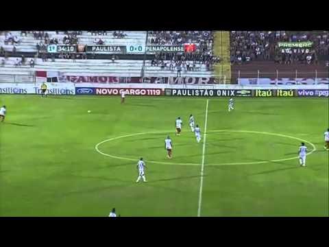 Alexandro   Ponte Preta Vídeo dos gols