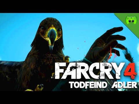FAR CRY 4 # 7  - Todfeind Adler «» Let's Play Far Cry 4 | HD Gameplay