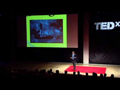 "TEDxEast: ""How to build an information empire"""