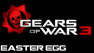 Gears of War 3 Easter Egg - The Cluckshot