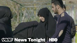 Iran Graves & Drunkest Teens In Europe: VICE News Tonight Full Episode (HBO)