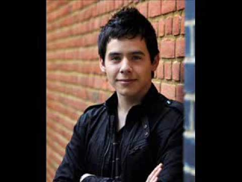 David Archuleta - She's Not You (New Song)
