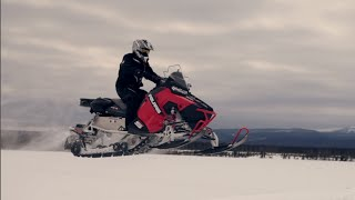 5. 2015 Polaris Switchback Pro S Review