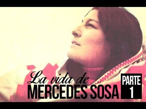 Mercedes Sosa video Informe Especial - Parte 1