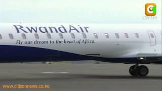 Rwandair Launch New Aircraft
