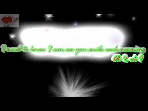 Need To Be Next To You - With Lyrics