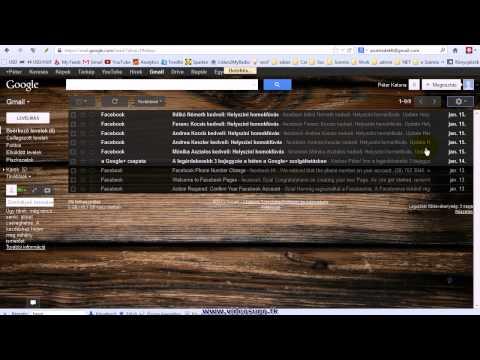 Gmail használata céges fiókként