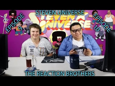 Steven Universe Episode 9 & 10 Full Reaction and Review