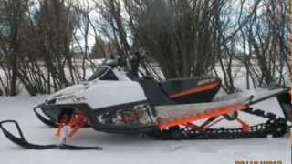 3. 2010 Arctic Cat M8 Sno Pro Turbo Powersport in Provo, UT
