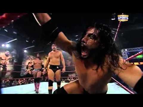 Seth Rollins vs Dean Ambrose vs Leakee