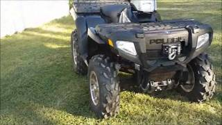 3. Trailsport Motors 2007 Polaris Sportsman 800
