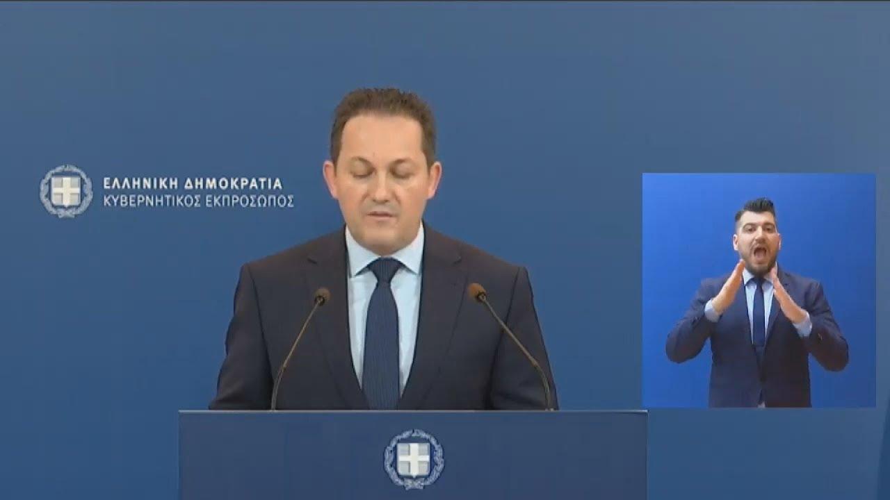 Στ. Πέτσας: Θέλουμε να είναι η Ελλάδα ο ασφαλέστερος τουριστικός προορισμός στην Ευρώπη