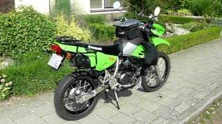 8. Kawasaki KLR 650 C  KLR650