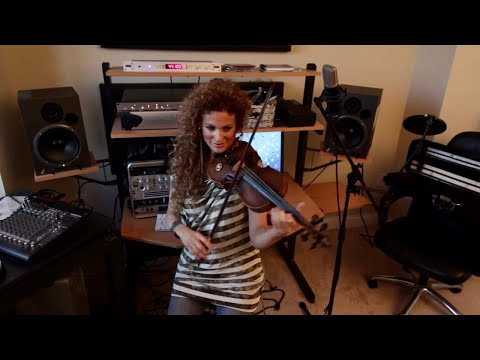 I Will Always Love You Miri Ben-Ari violin tribute to Whitney Houston