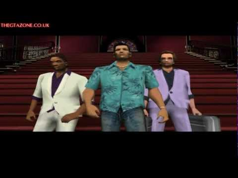 GTA Vice City - FINAL MISSION - Keep Your Friends Close... (HD)