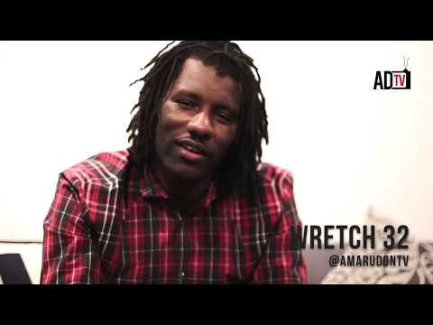 "Wretch 32: ""How To Make Music A Paid Career"" 