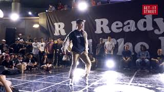 Jaygee vs Hoan – Feel The Funk 2018 Popping Top 4