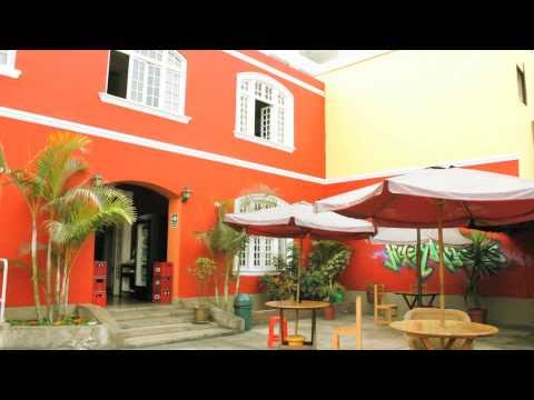 Video of Hitchhikers Lima Hostel