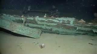 Video Gulf of Mexico 2012: Spectacular New Shipwreck Discovery MP3, 3GP, MP4, WEBM, AVI, FLV Januari 2019