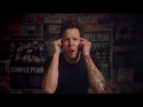Opinion Overload(Official Video)- Simple Plan