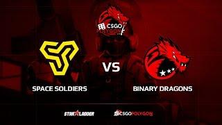 Space Soldiers vs Binary Dragons, inferno, Binary Dragons csgopolygon Season 1