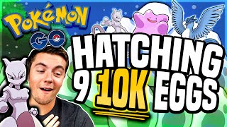Get Pokecoins! http://tr3nd.link/straightupknives (18+) #ad ★ SUBSCRIBE FOR MORE POKEMON GO VIDEOS! ★ More Pokemon Go Egg Hatching Videos!: http://bit.ly/Pok...