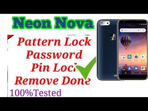Neon Nova Factory Reset-Method 2