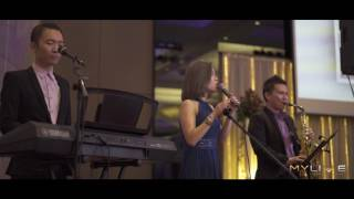 【Mylive Entertainment】大地回春 CNY song cover - Wedding Live Band Malaysia