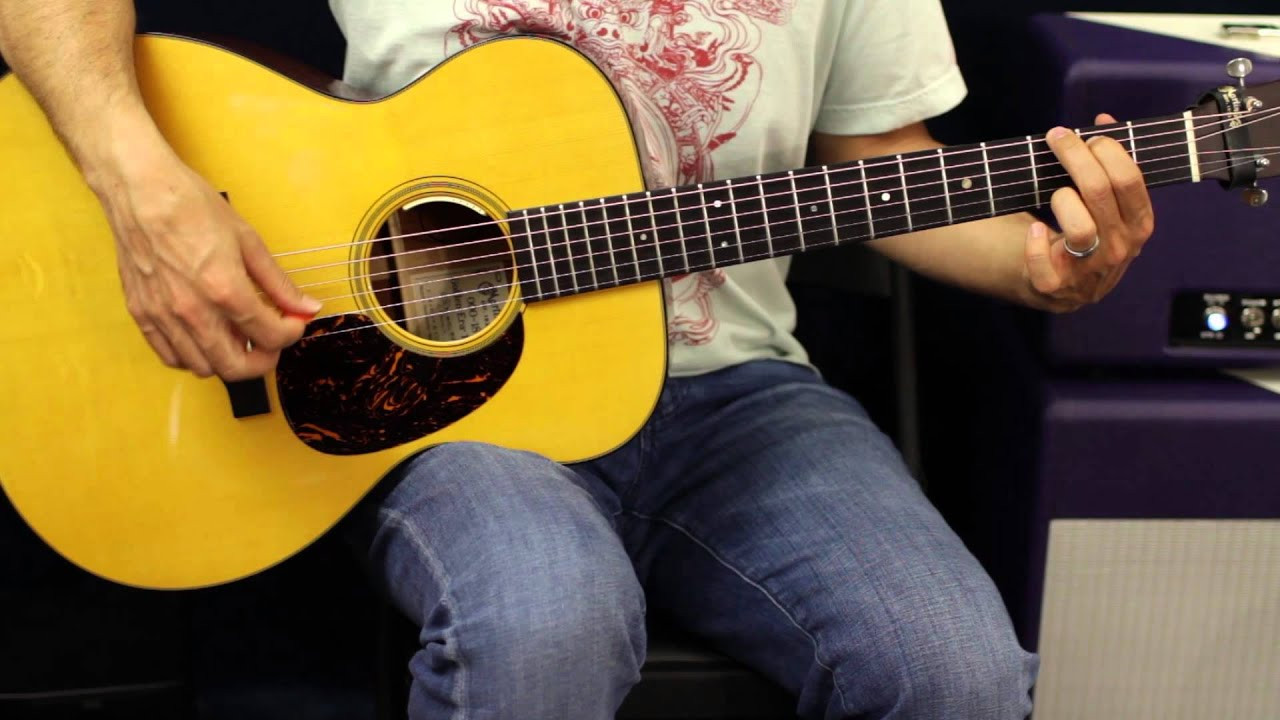 How To Strum – Beginner Guitar – Acoustic And Electric