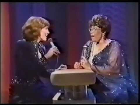 Karen Carpenter/Ella Fitzgerald medley, recorded for