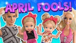 Video Barbie - April Fool's Day Pranks   Ep.161 MP3, 3GP, MP4, WEBM, AVI, FLV Juli 2018