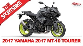 9. IT'S WOW!! 2017 Yamaha MT 10 Tourer Price Specification Review