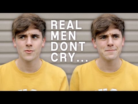 Real Men Don't Cry