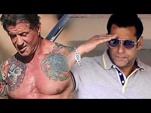 Salman Khan Opens Up On His Movie With Sylvester S