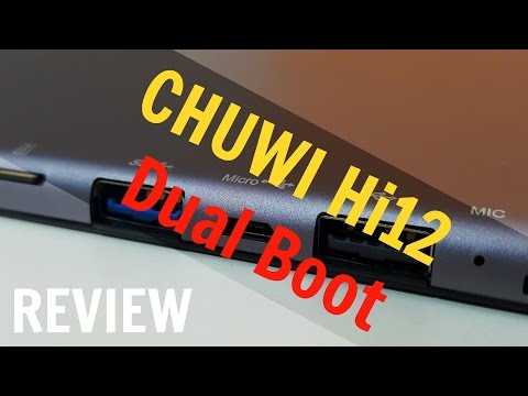 Chuwi Hi12 Dual Boot with Keyboard Dock & Stylus Review: Buy or Don't Buy?