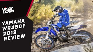 6. Yamaha WR450F 2019 Review