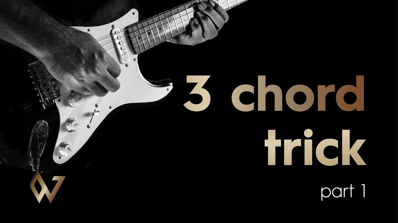 Acoustic Guitar For Worship – 3 Chord Trick Pt. 1