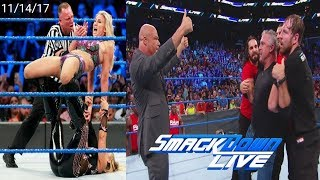 Nonton Wwe Smackdown 14 November 2017 Full Show Hd     Wwe Smackdown Live 11  14  17   Full Show This Week Film Subtitle Indonesia Streaming Movie Download