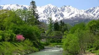 【長野県】美しい! 4Kで撮影された白馬山麗
