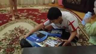 Ребенок в Шоке от Подарка! PlayStation 4 / Child shocked by the Gift! PlayStation 4