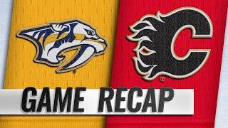 Johansen, Smith propel Predators to 5-3 road victory by NHL