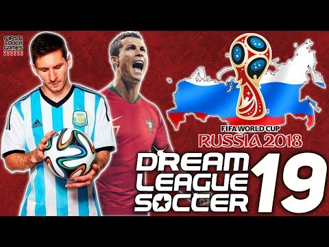 DLS 19 Russia Worldcup 2018 Mod 350 MB Android Offline HD Graphics